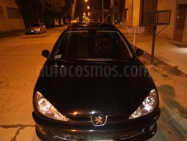 Foto venta Auto usado Peugeot 206 1.6 XS Premium 3P (2007) color Negro Perla precio $110.000