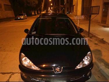 Foto venta Auto usado Peugeot 206 1.6 XS Premium 3P (2007) color Negro precio $85.000