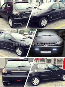 Foto venta Auto usado Peugeot 206 1.6 XS (2008) color Negro precio u$s8.500