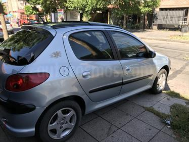 Foto venta Auto usado Peugeot 206 1.6 XT Premium 5P (2004) color Celeste precio $123.000
