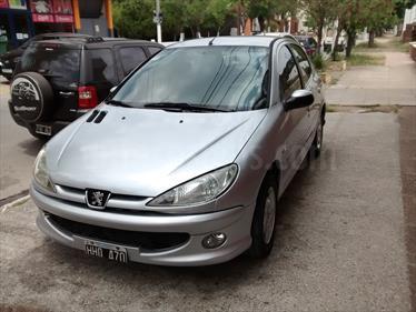 Foto venta Auto Usado Peugeot 206 1.6 XT Premium 5P (2008) color Gris Aluminium precio $120.000