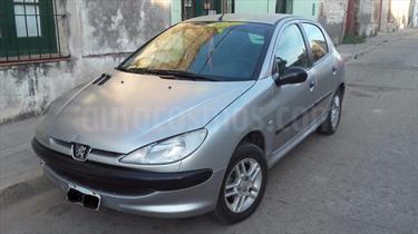 Foto venta Auto usado Peugeot 206 1.9 XRD 5P (2001) color Gris precio $90.000