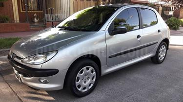 Foto venta Auto Usado Peugeot 206 1.9 XRD Premium 5P (2005) color Gris precio $115.000