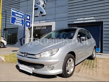 Foto venta Auto Usado Peugeot 206 1.9 XTD 5P (2008) color Gris Claro precio $120.000