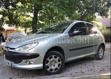 Foto venta Auto usado Peugeot 206 2.0 HDi XS Premium 5P (2007) color Plata precio $135.000