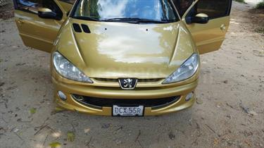 Foto venta carro usado Peugeot 206 206 (2006) color Dorado precio u$s2.500
