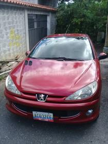 Foto venta carro usado Peugeot 206 206 (2006) color Rojo precio u$s2.500