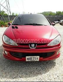 Foto venta carro Usado Peugeot 206 206 (2008) color Rojo precio u$s2.100