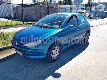 Foto venta Auto Usado Peugeot 206 5P 16V XR  (2006) color Azul Electrico precio $2.700.000