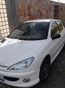 Foto venta Auto usado Peugeot 206 5P Nokia Music Edition (2008) color Blanco precio $46,000