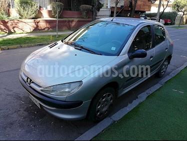 Foto venta Auto Usado Peugeot 206 5P XR HDI  (2006) color Plata precio $2.500.000