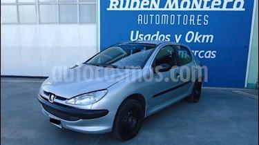 Foto venta Auto Usado Peugeot 206 5Ptas. Active / EdG Generation 1.4 (2010) color Gris precio $149.000
