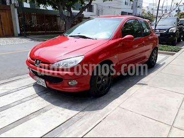 Foto venta Auto usado Peugeot 206 S16 2.0 3P (2005) color Rojo precio u$s7,000