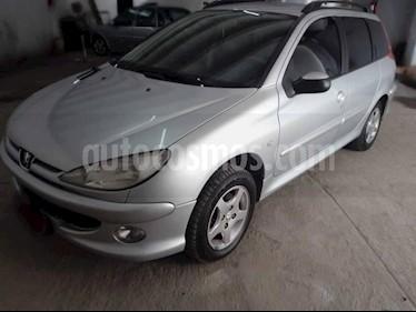 Foto venta Auto Usado Peugeot 206 SW 1.6 XT (2008) color Gris Claro precio $139.000