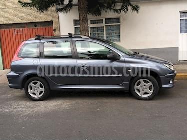Foto venta Auto usado Peugeot 206 SW 1.6L XS (2006) color Gris Oscuro precio $50,000