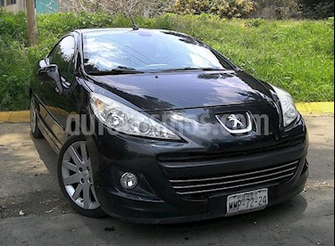 Foto venta Auto Usado Peugeot 207 CC Turbo Piel (2013) color Negro precio $169,000