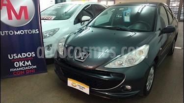 Foto venta Auto Usado Peugeot 207 Compact 1.4 Active 4P (2010) color Gris Oscuro precio $168.000