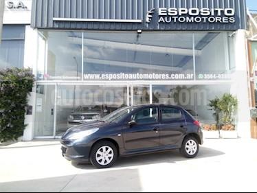 Foto venta Auto Usado Peugeot 207 Compact 1.4 Active 4P (2013) color Azul precio $235.000