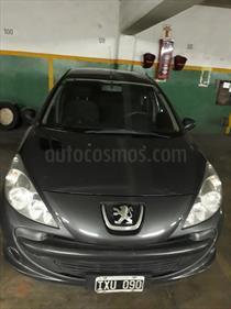 Foto venta Auto Usado Peugeot 207 Compact 1.4 Active 5P (2010) color Gris Grafito precio $125.000