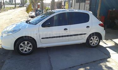 Foto venta Auto Usado Peugeot 207 Compact 1.4 Allure 5P (2012) color Blanco precio $150.000