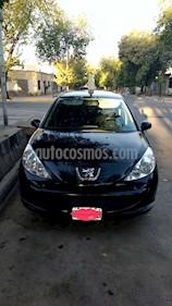 Foto venta Auto Usado Peugeot 207 Compact 1.4 Allure 5P (2014) color Negro Perla precio $200.000