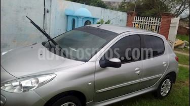 Foto venta Auto usado Peugeot 207 Compact 1.4 Allure 5P (2013) color Gris Aluminium precio $195.000