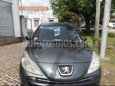 Foto venta Auto Usado Peugeot 207 Compact 1.4 Allure 5P (2010) color Verde precio $168.000