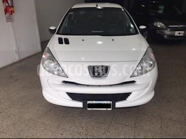 Foto venta Auto Usado Peugeot 207 Compact 1.4 XR 4P (2014) color Blanco precio $220.000