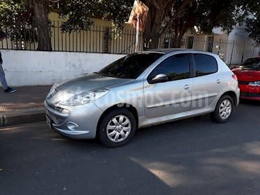 Foto venta Auto Usado Peugeot 207 Compact 1.4 XS 5P (2012) color Gris Aluminium