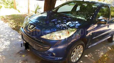 Foto venta Auto Usado Peugeot 207 Compact 1.6 XS 5P (2010) color Azul precio $150.000