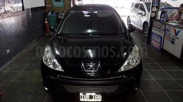 Foto venta Auto Usado Peugeot 207 Compact 1.6 XT 3P (2010) color Negro Perla precio $240.000