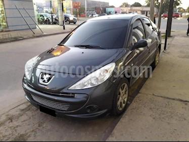 Foto venta Auto Usado Peugeot 207 Compact 1.6 XT 4P (2011) color Gris Oscuro precio $184.000
