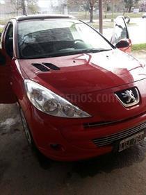 Foto venta Auto Usado Peugeot 207 Compact 1.6 XT Premium 3P (2012) color Rojo precio $158.000