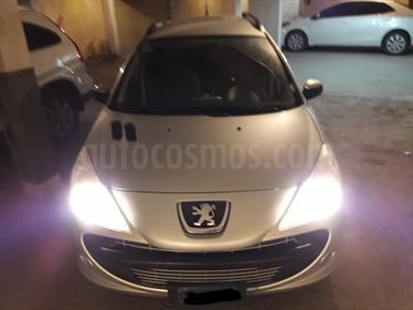 Foto venta Auto usado Peugeot 207 Compact 1.6 XT SW (2009) color Gris Aluminium precio $127.000