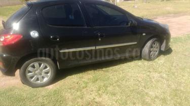 Foto venta Auto Usado Peugeot 207 Compact 1.9 Diesel XS 4P (2011) color Negro Perla precio $145.000