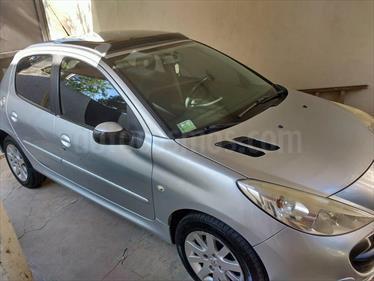 Foto venta Auto Usado Peugeot 207 Compact 1.9D XT 5P (2010) color Gris Aluminium precio $140.000