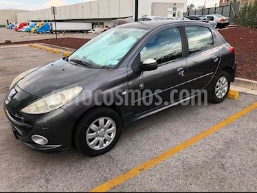 Foto venta Auto usado Peugeot 207 Compact 5P Std (2010) color Gris Grafito precio $78,000