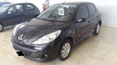 Foto venta Auto Usado Peugeot 207 Compact 1.4 XS 5P (2008) color Negro precio $145.000