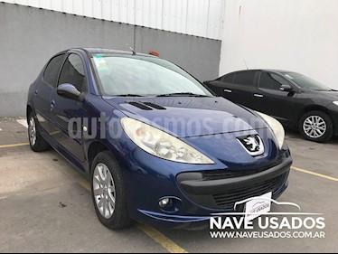 Foto venta Auto Usado Peugeot 207 Compact XS COMPCT (2010) color Azul Acero precio $160.000