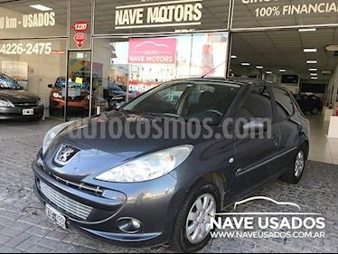 Foto venta Auto Usado Peugeot 207 Compact xs (2011) color Gris Oscuro precio $216.200