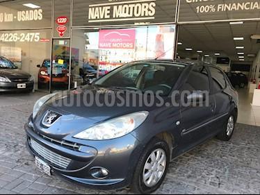 Foto venta Auto Usado Peugeot 207 Compact XS (2011) color Gris Oscuro precio $215.000