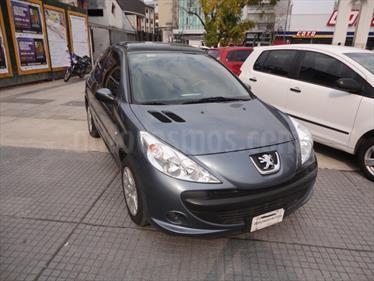 Foto venta Auto Usado Peugeot 207 Compact Xt 1.6 3p (2009) color Gris Oscuro precio $152.000