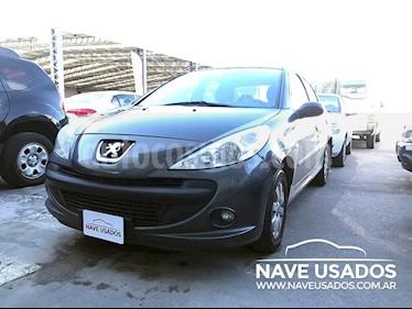 Foto venta Auto Usado Peugeot 207 1.4 Xs (2010) color Gris Oscuro precio $187.450