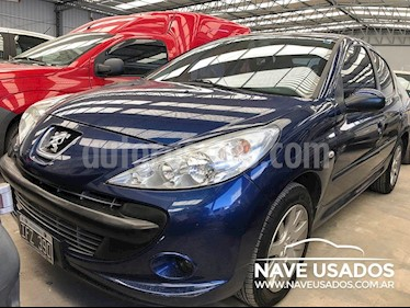 Foto venta Auto Usado Peugeot 207 1.6 Sedan Xt Tiptronic (2009) color Azul Oscuro precio $165.000
