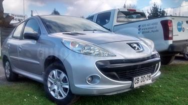 Foto venta Auto usado Peugeot 207 5P 1.4 One Line  (2008) color Gris Platinium precio $4.600.000