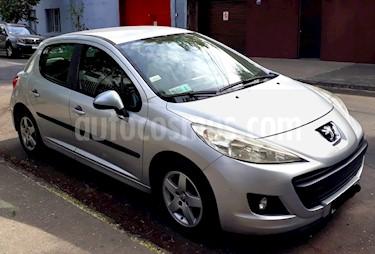Foto venta Auto Usado Peugeot 207 5P 1.4 Premium X Line  (2012) color Gris precio $4.290.000