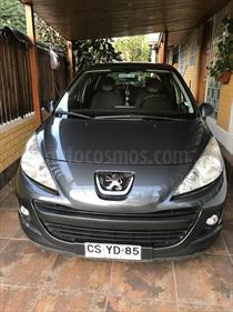 Peugeot 207 5P 1.4 Premium  usado (2011) color Gris precio $4.000.000