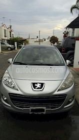 Foto venta Auto usado Peugeot 207 5P Active (2012) color Gris Aluminium precio $80,000
