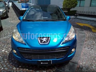 Foto venta Auto Usado Peugeot 207 5P Allure Pack Alu (2013) color Azul Isla Bella precio $129,000