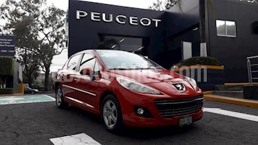 Foto venta Auto Seminuevo Peugeot 207 5P Allure (2012) color Rojo precio $119,900
